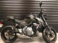 Kawasaki ER 650 Z650 ABS *4 Year Kawasaki Warranty & Service Plan*