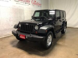 2013 Jeep Wrangler Unlimited SPORT  -  Fog Lamps