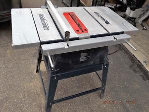 Business Owner? Trade this Mastercraft Hawkeye Laser Table Saw Edmonton Edmonton Area image 2