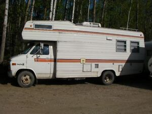 """Class """"C"""" Motor Home for Sale"""