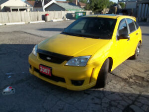 2007 FORD FOCUS SES ZX5