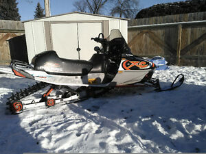 2004 Polaris Edge XC 800