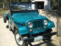 Willys Jeep Universal CJ5