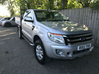 2012 Ford Ranger SUPERCAB 2.2TDCi (150PS EU5 4x4 XLT TIPPER 125k AIR CON PX