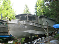 32 ft Dive Boat