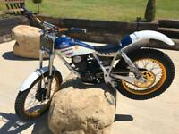 Honda RS 220cc Twin Shock Trials Bike