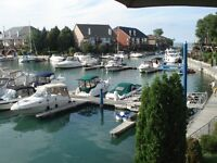 Dockage for 2016, best rates on Lake Ontario
