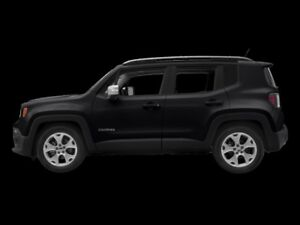 2017 Jeep Renegade Limited  - Leather Seats -  Bluetooth - $93.8