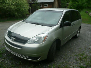 2005 Toyota Sienna AWD Van / Fourgonnette traction intégrale