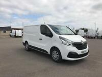 Renault Trafic SL27 L1 H1 BUSINESS + VAN DIESEL MANUAL WHITE (2015)