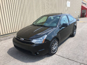 2009 FORD FOCUS SES SPORT COUPE *** $2995