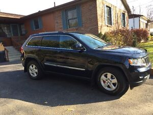 2011 Jeep Grand Cherokee Laredo 4X4 SUV Impeccable West Island Greater Montréal image 1