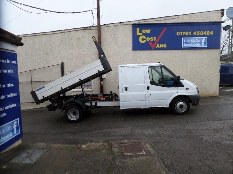 0411ed7fef Ford Transit 350 1 Stop Crew Cab Tipper