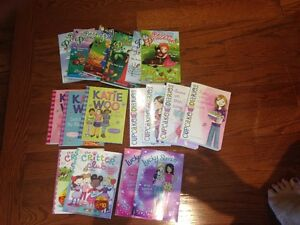 Summer Reading - Lot of 17 Chapter Books for Girls