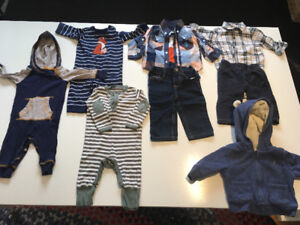 Baby Boy Clothes 3-6 months. Fall and Winter