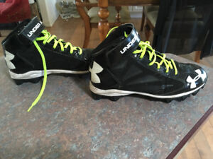Souliers football Under Armour 8,5