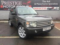 2004 04 Land Rover Range Rover 3.0 Td6 Auto Vogue 5 DOOR 4X4