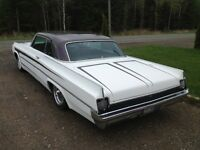 1963 Olds Dynamic 88 two door Hardtop