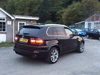 BMW X5 xdrive30d 12 month mot