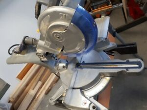 10 inch dual compound  miter saw