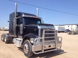 2009 International 9900i 6x4, Used Sleeper Tractor Regina Regina Area image 9