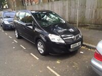 Vauxhall Zafira Exclusive 1.8 PCO Licensed For Sale