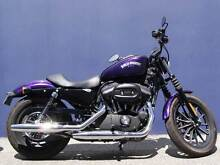 2014 HARLEY-DAVIDSON SPORTSTER 883 IRON Cannington Canning Area Preview
