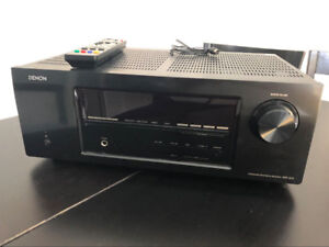 Denon AVR-1913 7.1 home theater receiver with Airplay