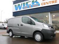 2014 Nissan NV200 DCI ACENTA Van *MET. GREY* Manual Small Van