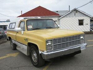 1983 Chevrolet Other 250 3/4 Ton Pickup Truck