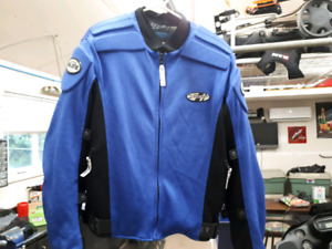 Joe Rocket motorcycle jacket, size small