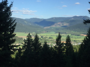 Beautiful 160 acres in Lumby