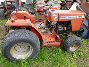 Massey Ferguson 1010 have Two