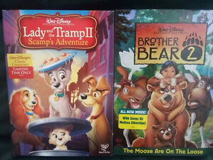 Brother Bear 2/Lady and the Tramp 2 Scamp's Adventure