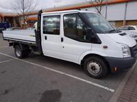 Ford Transit 2.4TDCi Duratorq ( 115PS ) 350L ( DRW ) 350 LWB