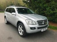 2006 (56) MERCEDES GL320 3.0CDI AUTOMATIC 4X4 7 SEATER TURBO DIESEL