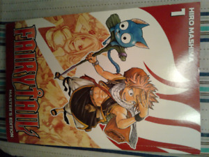 manga- fairy tail master edition