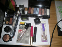 Lot of MAC and othert cosmetics