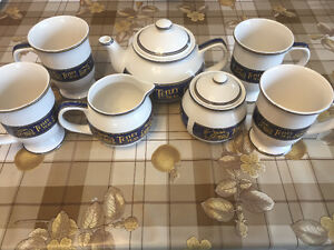 Tetley Tea Collectible Set