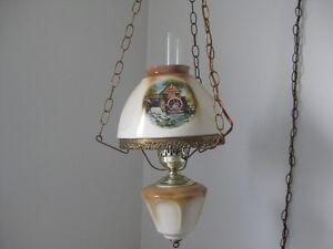 Pair of hanging lamps Kitchener / Waterloo Kitchener Area image 2