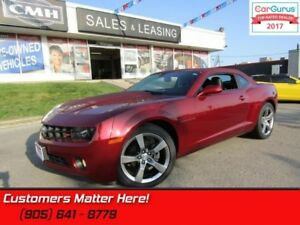 "2010 Chevrolet Camaro 2LT  LEATHER, ROOF, SPOILER, HS, 20"" ALLOY"