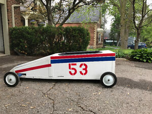 Soap Box Car - Award winner!