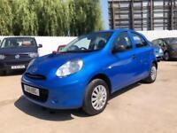 Nissan Micra 1.2 12v ( 79bhp ) ( a/c ) ( 2011 ) Visia