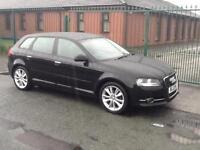 Audi A3 1.6TDI 105ps Sportback Sport FINANCE AVAILABLE WITH NO DEPOSIT NEEDED