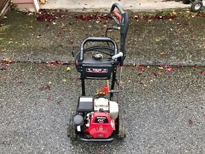 Honda High Pressure Power Washer $150