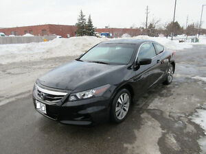 2012 Honda Accord EX Coupe (2 door)