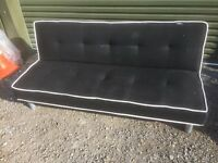 Sofa bed / single bed. Can deliver
