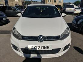 Volkswagen Golf 2.0TDI ( 170ps ) GTD 5 door - 2012 12-REG - 9 MONTHS MOT