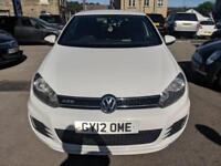 Volkswagen Golf 2.0TDI ( 170ps ) GTD 5 door - 2012 12-REG - 9 MONTHS MOT
