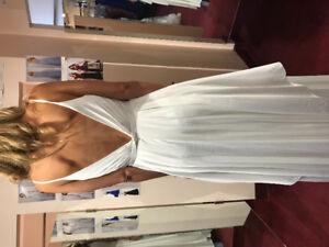 Robe de bal ou mariée